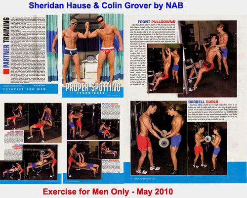 Sheridan Hause & Colin Grover